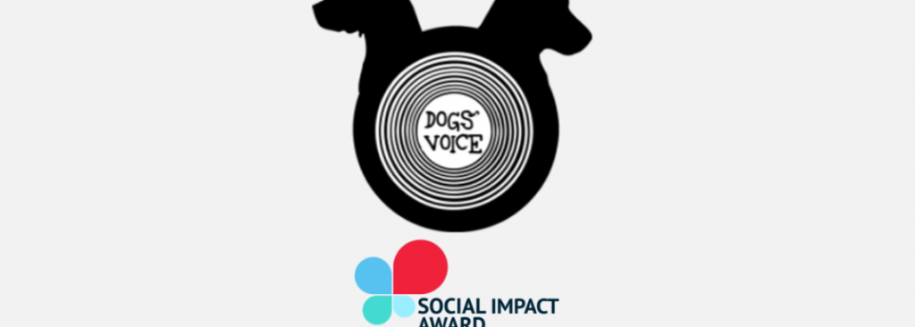 SOCIAL IMPACT AWARD 2016 FINALISTS | DOGS' VOICE, A FREE OF STRAY ANIMALS COUNTRY