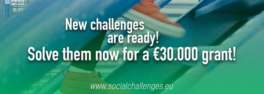 SOCIAL CHALLENGES INNOVATION PLATFORM | SECOND OPEN CALL FOR SOLUTIONS!