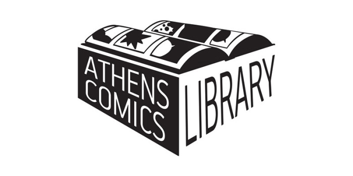 Athens Comics Library