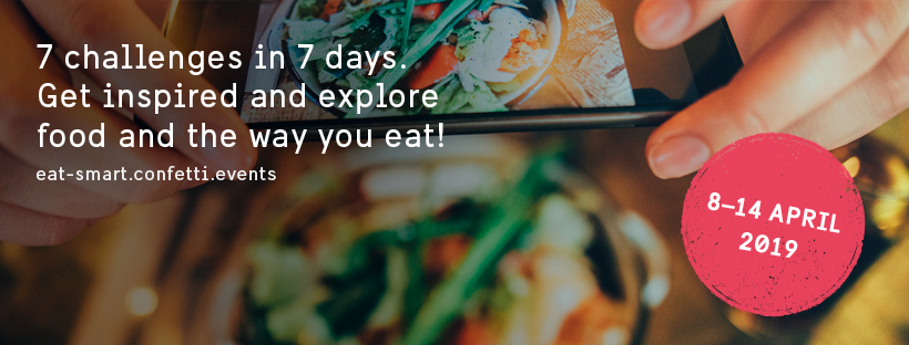 #EatSmartChallenge – April 8-14