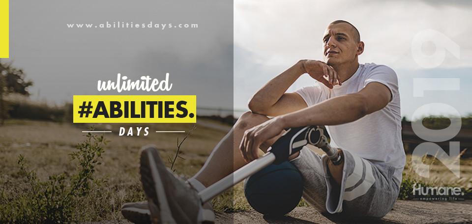 UNLIMITED ABILITIES DAYS | Σάββατο 26 Οκτωβρίου