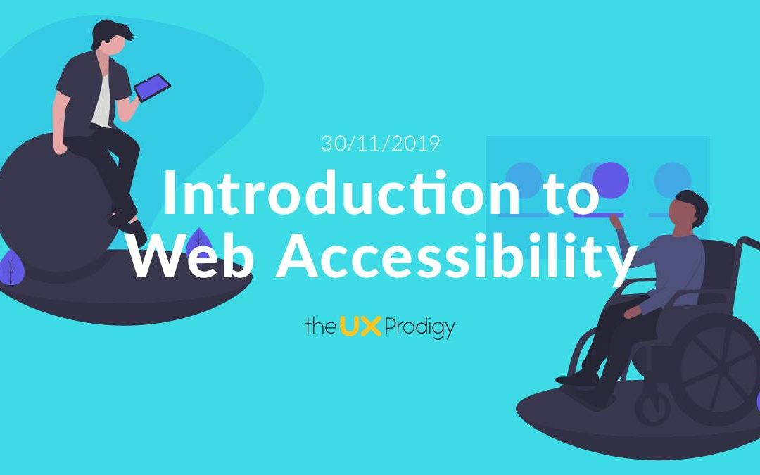 How to design for Web Accecibility
