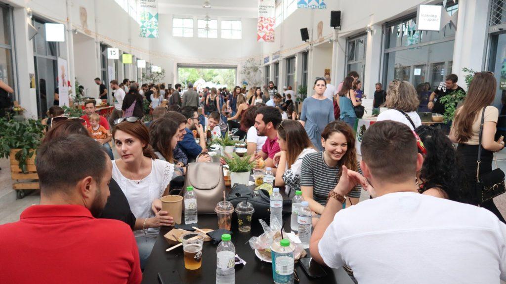 Ένας χρόνος θετικού κοινωνικού αντικτύπου στη Δημοτική Αγορά Κυψέλης