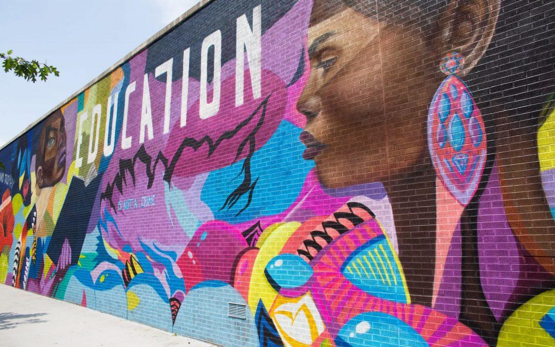 Paint the Change: Δημόσια τέχνη για κρίσιμα κοινωνικά ζητήματα