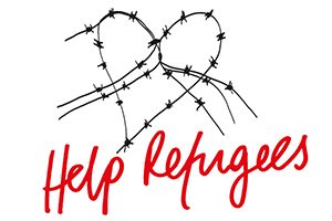 Help Refugees/Choose Love