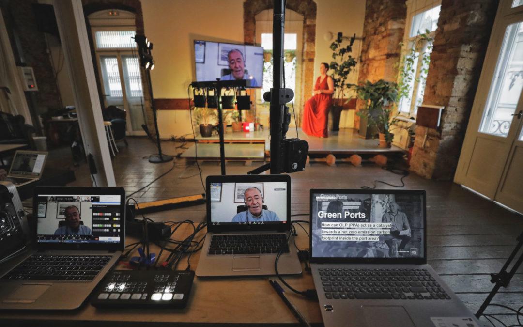 Το μέλλον των εκδηλώσεων είναι πλέον livestreamed!