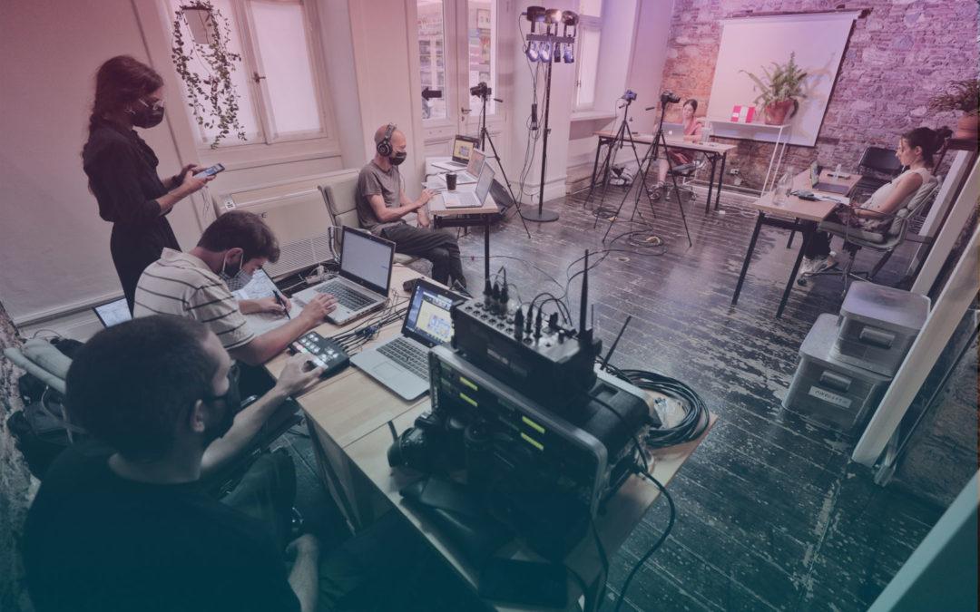 #Denkraum2020 – Μια σειρα online συζητησεων για το μελλον των πολεων