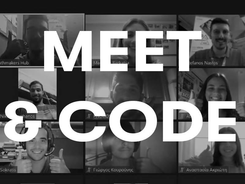 Meet & Code: Coding for Change!
